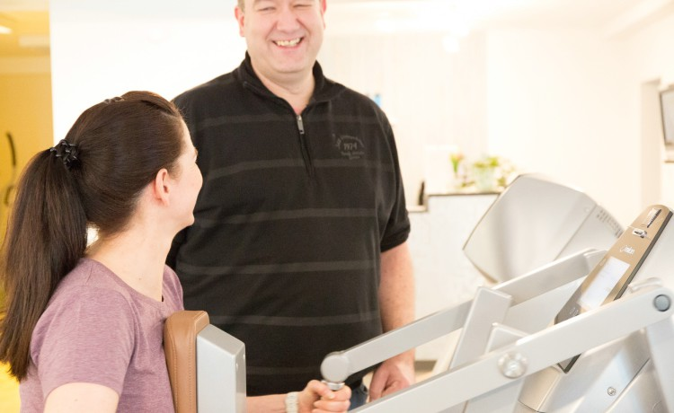 Physiotherapeut Dating Client